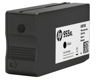 Dynamic HP 955XL / L0S72AA Black Original Cartridge