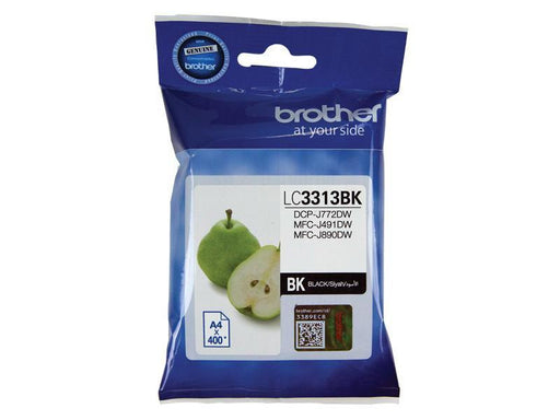 Dynamic LC3313 / LC3313BK Black Brother Original Cartridge