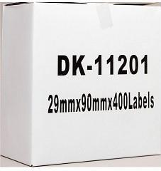 Fresh Print Brother DK 11201 Compatible Address Label 29 x 90mm