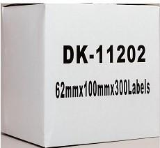 Fresh Print Brother DK 11202 Compatible Address Label 62 x 100mm