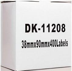 Fresh Print Brother DK 11208 Compatible Address Label 38 x 90mm