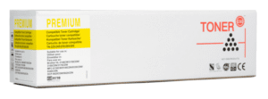 Fresh Print Brother TN255 / TN255Y Yellow Compatible Toner