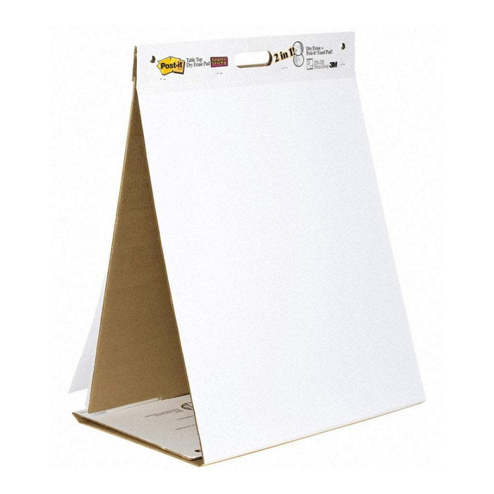 Fresh Print Default Title 3M Tabletop Easel Pad Dry Erase