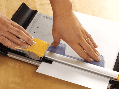 Fresh Print Fellowes Atom A3 Rotary Paper Trimmer