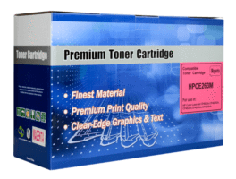 Fresh Print HP 648A / CE263A Magenta Remanufactured Compatible Toner