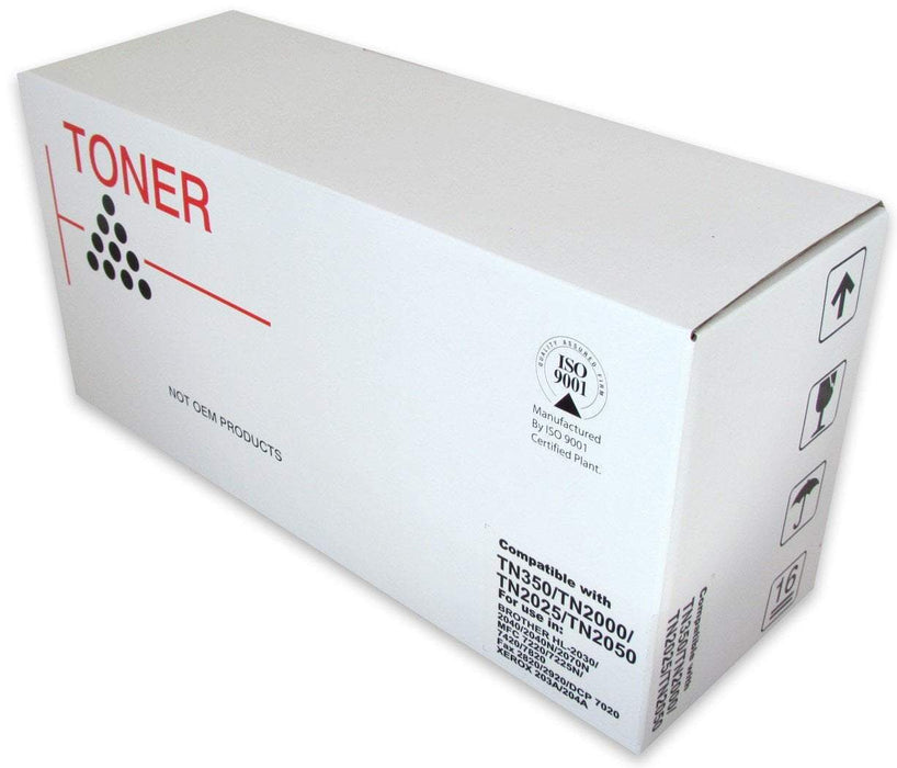 Fresh Print Kyocera TK554 / TK-554 Compatible Yellow Toner