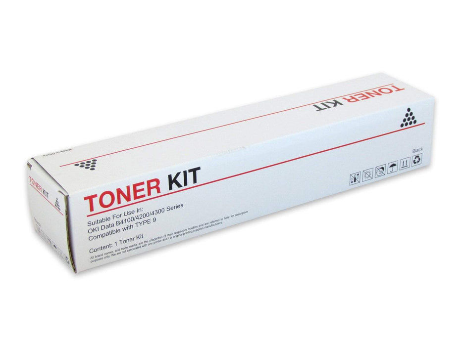 Fresh Print Oki B4200 / B 4200 Compatible Black Toner