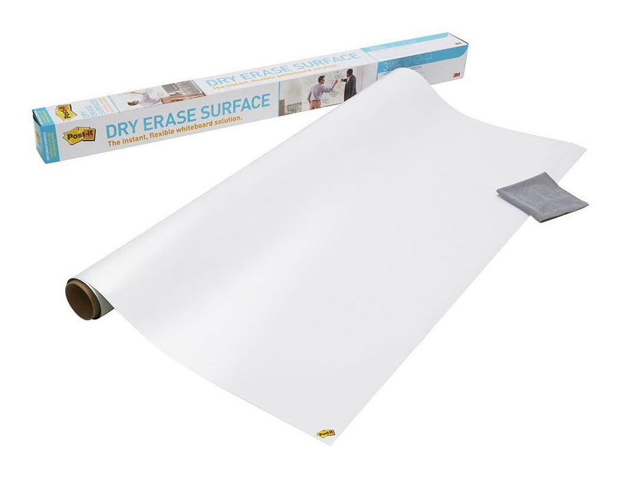 Fresh Print Post-it® Dry Erase Surface - 1800mm x 1200mm