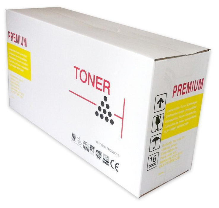 Fresh Print Samsung CLTK407S Compatible Yellow Toner