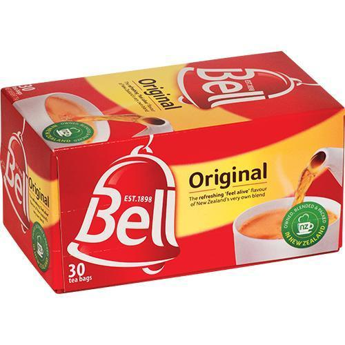 Gilmours Bell Tea Bags x 30's