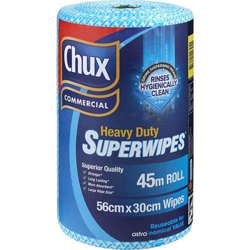 Gilmours Chux Heavy Duty Blue Cloth Roll