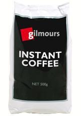 Gilmours Gilmours Instant Coffee 500gm