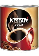 Gilmours Nescafe Decaf Instant Coffee 375gm