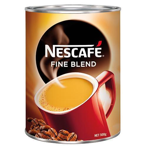 Gilmours Nescafe Smooth Fine Blend Coffee 500gm