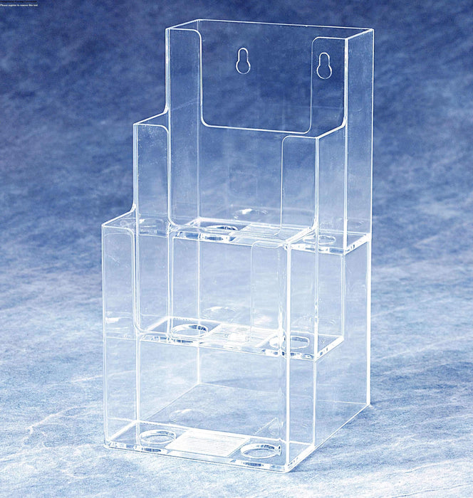 Larstons DL Brochure Holder 3 Tier
