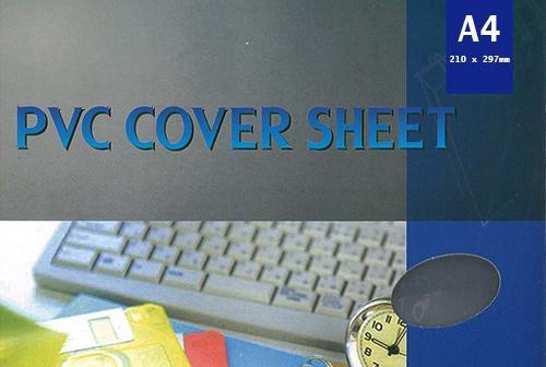 Presentations A4 Clear Binding Cover 230mic x 100's