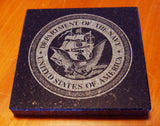 Granite Navy Seal Coaster