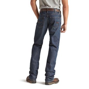 Ariat FR M4 Low Rise Basic Boot Cut Jean - Shale