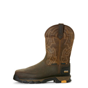 ARIAT INTREPID FORCE H2O CT EARTH/BROWN