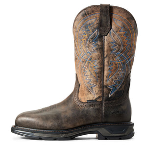 ARIAT WorkHog XT Coil Wide Square Toe Carbon Toe Work Boot