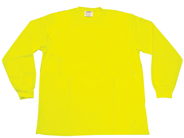 Iron Wear Hi-visibility Waffle Shirt Long Sleeve Style 1802-L