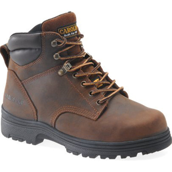 "Men's Carolina 6"" Broad Toe Internal Metguard Boots"