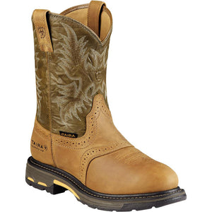 Ariat Workhog Composite Toe Waterproof Pull On Work Boots