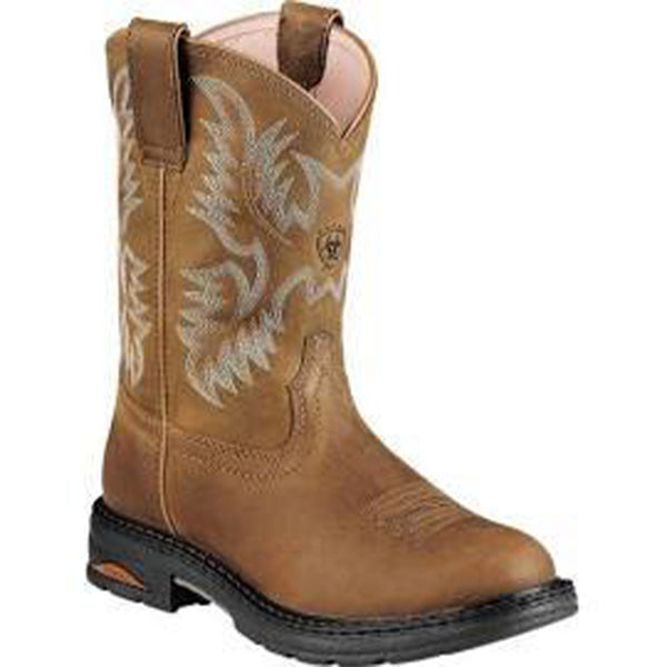 Ariat Women's Tracey Pull On Composite Toe Boots