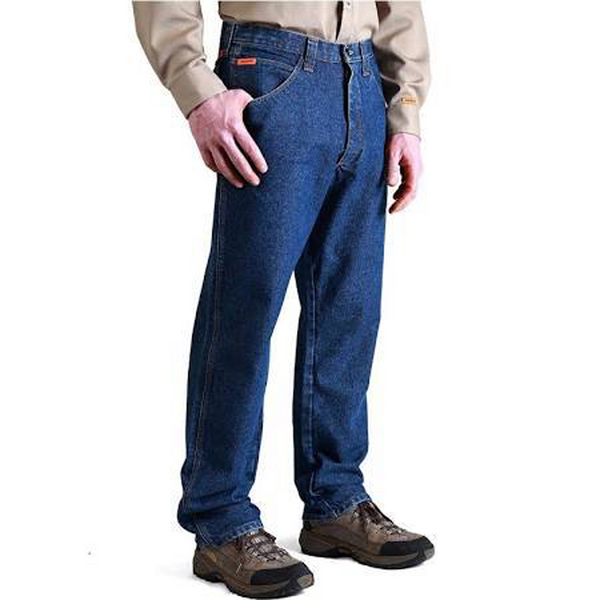 Wrangler Flame Resistant Relaxed Fit Jeans