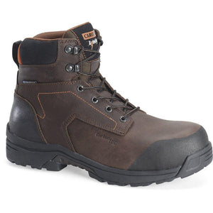 "Men's 6"" Lightweight Waterproof Carbon Composite Toe Work Boot"