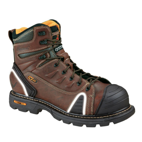 "Thorogood Gen-Flex 6"" Lace Up Composite Toe Boots"