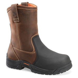 Men's Carolina Internal Metguard Composite Broad Toe Ranch Wellington Boots