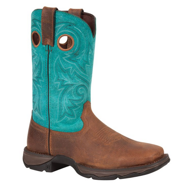 Durango Ladies Rebel Western Steel Toe Boot