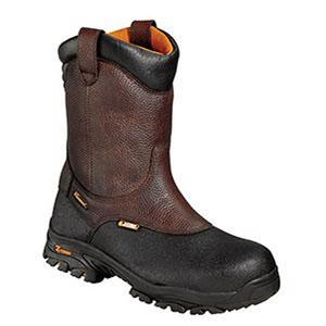Thorogood Z-Trac Safety Series Composite Toe Wellington Work Boot