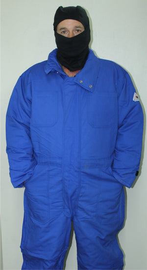 Bulwark Insulated Coveralls Style# CLC8RB5