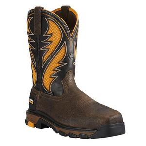Ariat Intrepid Ventek Composite Toe Pull-On Boots
