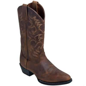 Ariat Men's Heritage Western R Toe Boots