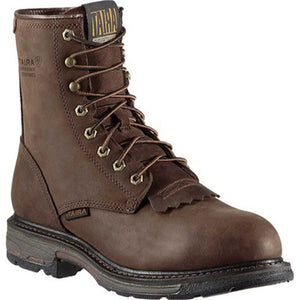 "Ariat Men's Workhog 8"" H2O Composite Toe Boots"