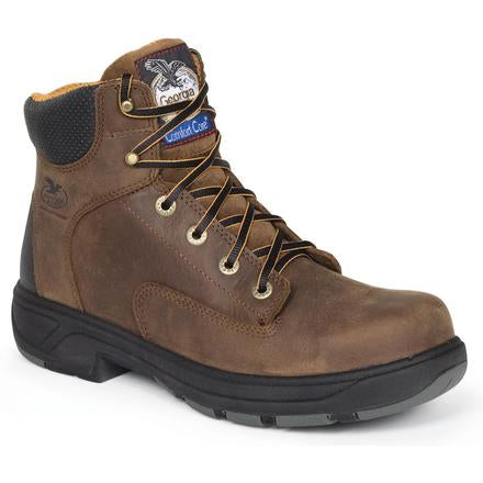"Georgia FlxPoint Composite Toe 6"" Lace Up Work Boot G6644"