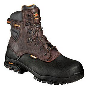 "Thorogood Waterproof Z-Trac 8"" Lace Up Composite Safety Toe Boots"