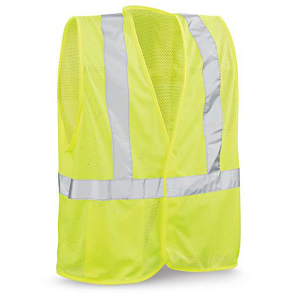 Iron Wear Flame Retardant Lime Mesh Vest