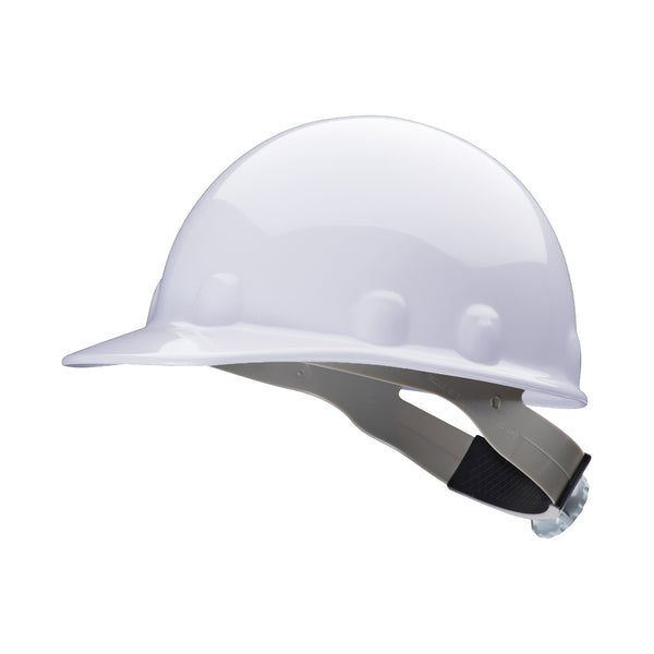 Fibre Metal E2RW Hard Hat - Ratchet Suspension cap style
