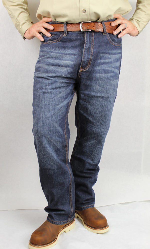 Blue Collar FR Jeans - Denim