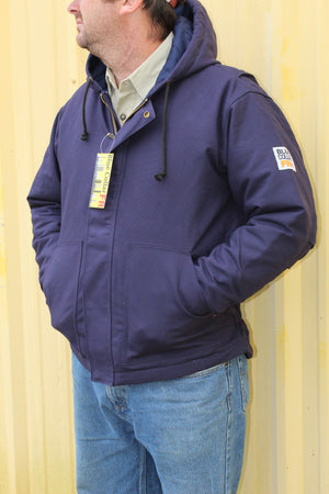 Blue Collar FR Jacket - Navy