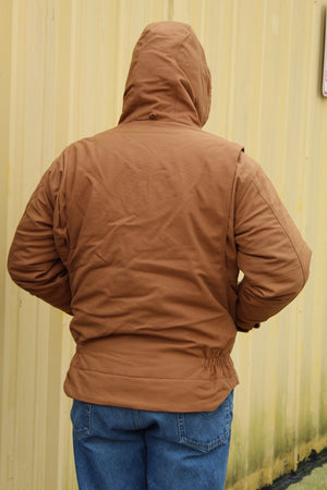 Blue Collar FR Jacket - Brown