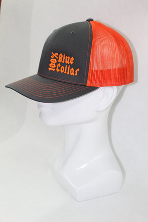 100% Blue Collar Hats