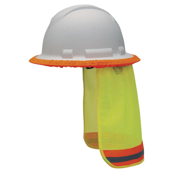 Pyramex High Visibility Mesh Hard Hat Shade