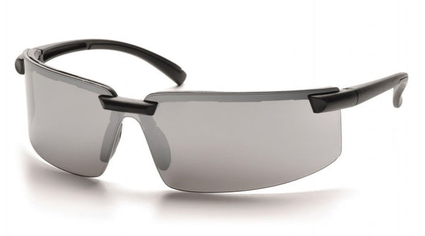 Pyramex Safety Surveyor Safety Glasses - Silver Mirror