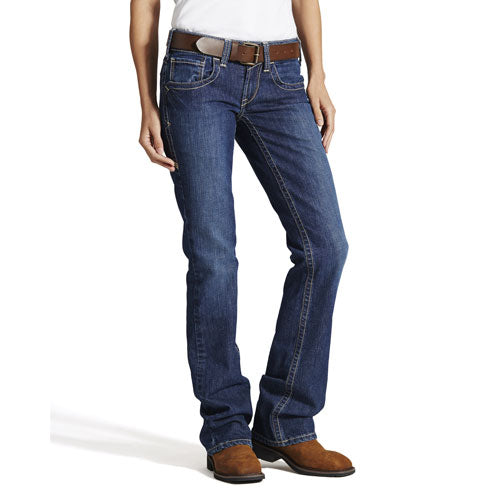 Ariat Ladies FR Mid Rise Boot Cut Style 10016176