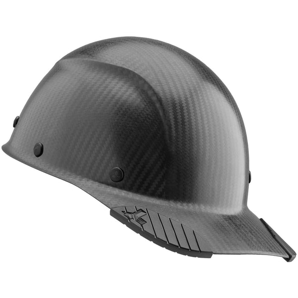 Lift Safety HDCM-17KG (Matte Black) DAX Carbon Fiber Cap Brim